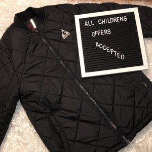 Gerry Children's Winter Black Jacket